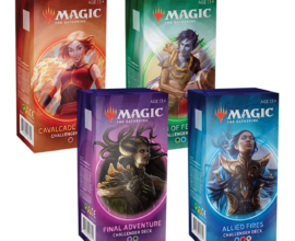 Magic: The Gathering - 2020 Challenger Decks